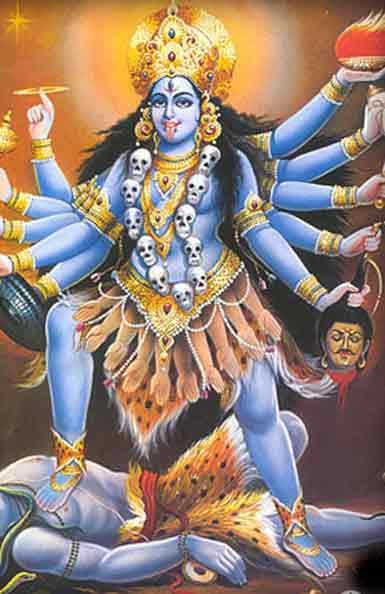 Indisk Gudinna