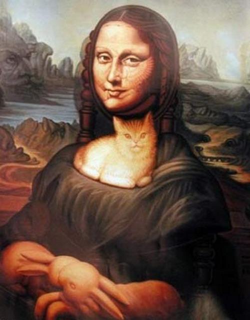 Leo da Vinci var ju med för ett litet tag sen, så den här passar väl bra? :D