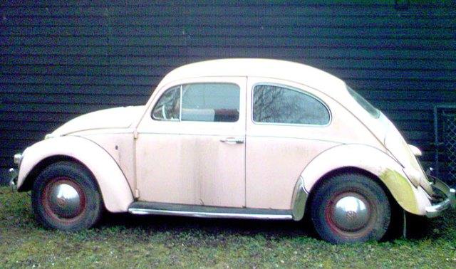 Och så här kunde originalet se ut. Fast rosa är kanske ingen originalfärg? :)