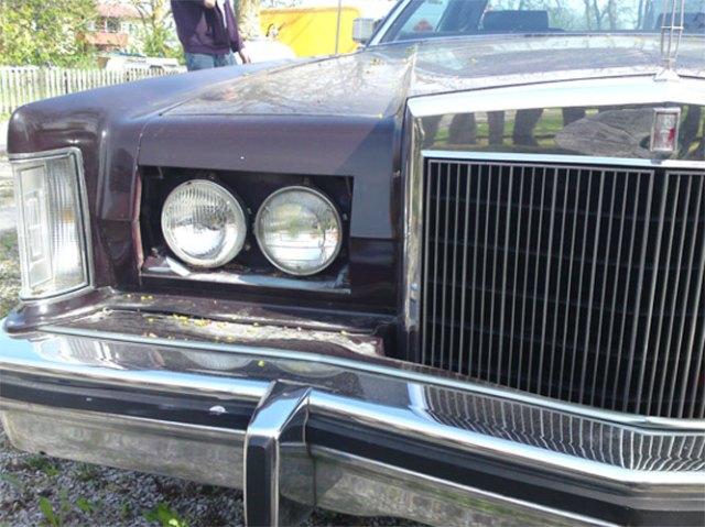 Så här ser en del av Lincolnfronten ut...