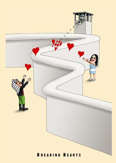 Palestinsk/Israelisk romans...