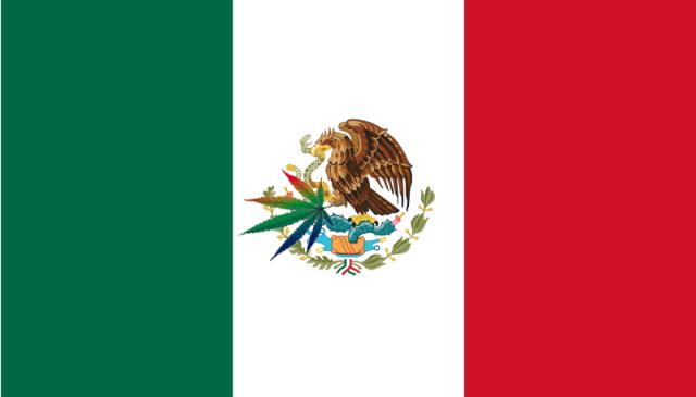 Mexiko har tänkt om. Nu tillåts små mängder droger för eget bruk, enligt AP.
