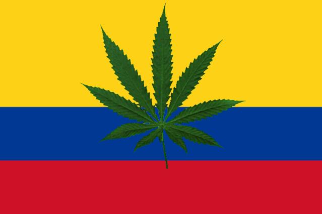 """""""Sedan tidigare har även Colombia och Mexiko tillåtit narkotikainnehav för privat bruk."""" stod det på SVT:s sida. Hmm...måtte ha missat Colombia! Men OK, då...:D"""