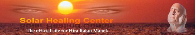 Använd solenergin till att hela dig själv, uppmanar Hira Ratan Manek