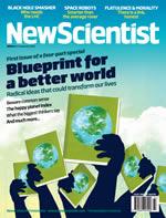 Den ansedda tidskriften New Scientist förespråkar legalisering av droger.