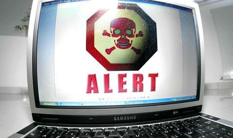 Det finns över en miljon virus som är inriktade på Windows operativsystem..