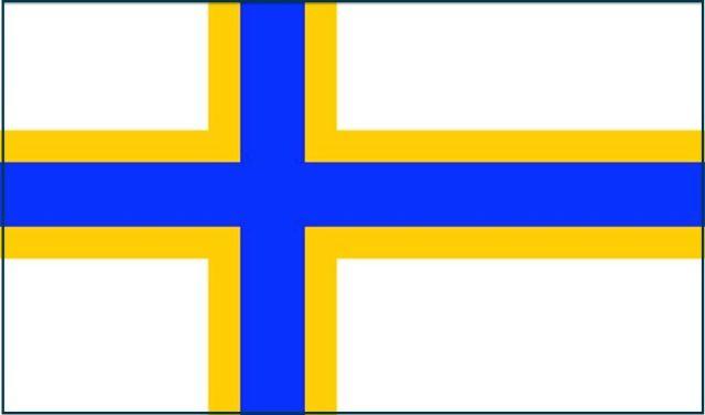 korsflaggab:g:v